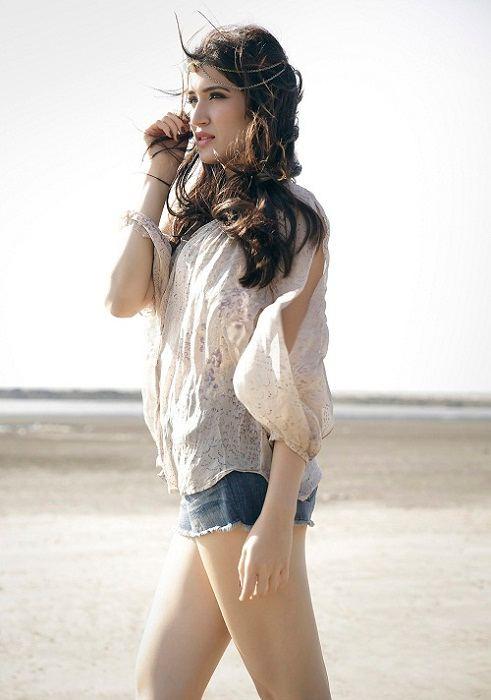 Sagarika Ghatge photoshoot