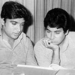 Salim Khan Javed Akhtar duo