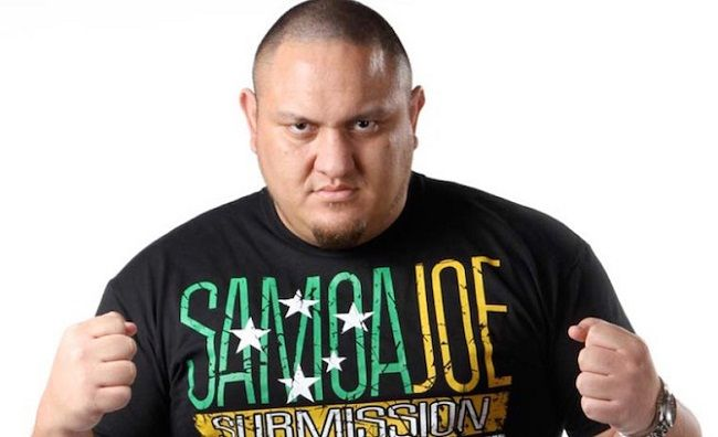Samoa Joe profile