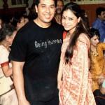 Samrat Mukherjee and Sumona Chakravarti