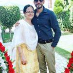 Sangram Hanjra mother