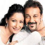 Sanjay Dutt With His Wife Manyata Dutt