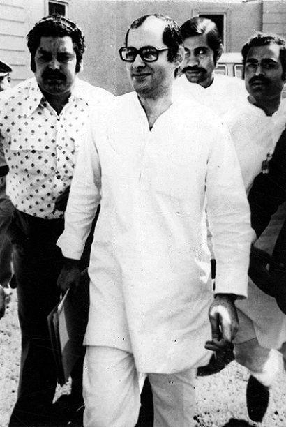 Sanjay Gandhi (Former Politician)
