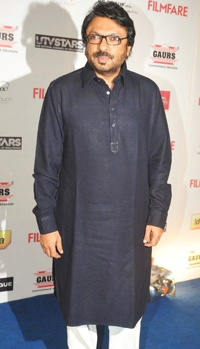 Sanjay Leela Bhansali Bollywood Director