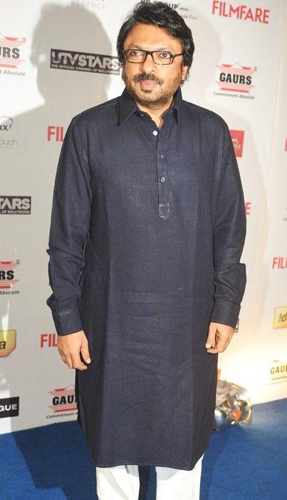 Sanjay Leela Bhansali Bollywood Director