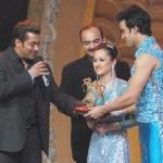 Sanjeeda Sheikh and Aamir Ali won Nach Baliye 3