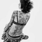 Sapna Bhavnani tattoes