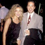 Sarah Jessica Parker and Robert