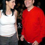 Sarah Silverman with her Ex-boyfriend David Cross