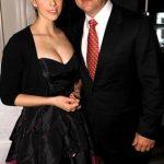 Sarah Silverman with her Ex-boyfriend Jimmy Kimmel