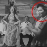 Saroj Khan as a Background Dancer
