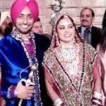 Satinder Sartaaj wife