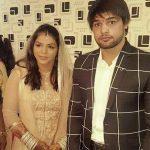 Sakshi Malik with her husband Satyawart Kadian