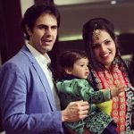 Seema Kaushal's daughter and son-in-law