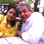 Seema Khan Parents
