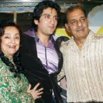 Shaad Randhawa Keluarga Father and Mother