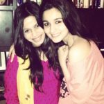 Shaheen Bhatt with her sister Alia Bhatt
