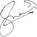Shahid Kapoor's Signature