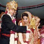 Shah Rukh Khan And Gauri Khan Wedding Photo
