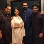 Shankar Keluarga (Wife & Sons)
