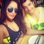 Sharad Malhotra and Pooja Bisht