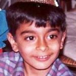 Sharad Malhotra's childhood pic