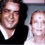Shashi Kapoor parents