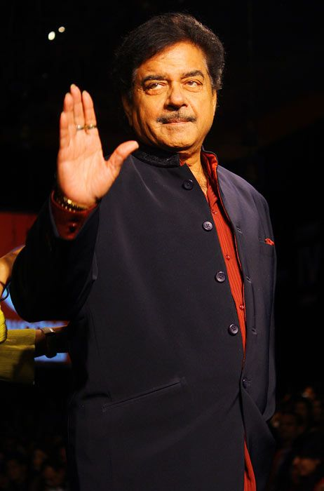 Shatrughan Sinha Actor politician