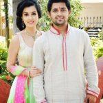 Shiny Doshi with Mausam Patel