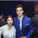 Shiv Pandit With His Wife Ameira Punvani