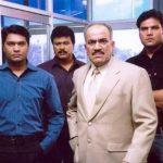 Dayanand Shetty as Daya in CID