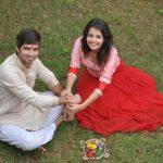 Shrenu Parikh with her Brother