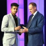 Shreyas Iyer - CEAT Cricket Rating Indian Domestic Cricketer of the year award-compressed