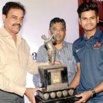 Shreyas Iyer - S V Rajadyaksha trophy