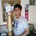 Shreyas Iyer in younger days