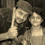 Shubhangi Atre's husband, Piyush Poorey and daughter, Ashi