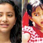Shweta Basu Prasad then and now