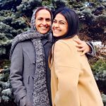 Simi Chahal with her mother