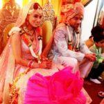 Smriti Khanna and Gautam Gupta marriage pic