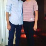 Smriti Mandhana with her brother
