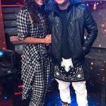 Sneha Kapoor with her boyfriend