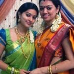 sneha-with-her-sister-sangeetha