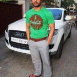 Sohail Khan Audi Q7