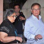 Sohail Khan with his parents