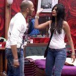 Sonali Raut slapping Ali Quli Mirza in Bigg Boss 8