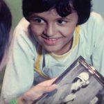Sonu Nigam as child actor in Taqdeer