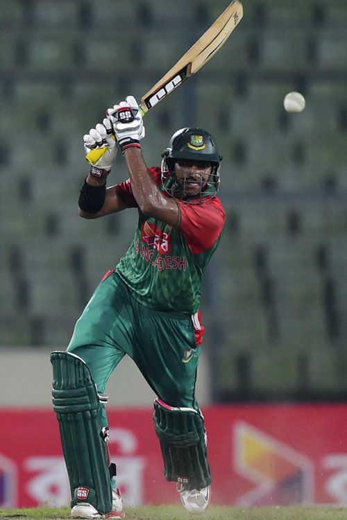 Soumya Sarkar Batting