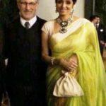 Sridevi With Steven Spielberg
