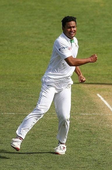 Subashis Roy Bowling