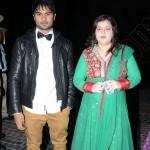 Sudheer Babu with his wife